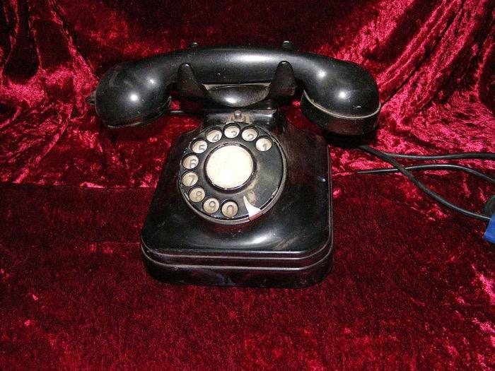 Black Phone Prop - Prop For Hire