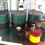 44 Gallon Drums - Prop For Hire