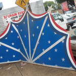 4th July Backdrop - Prop For Hire