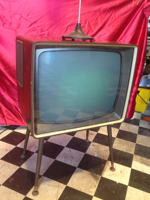 60s Television - Prop For Hire