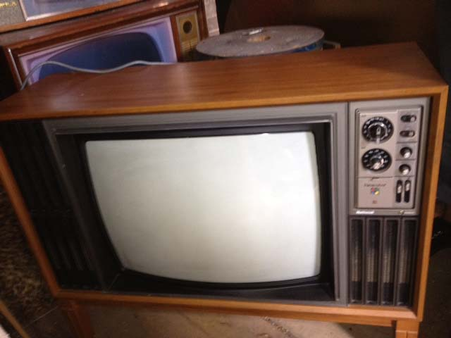 70s Television - Prop For Hire
