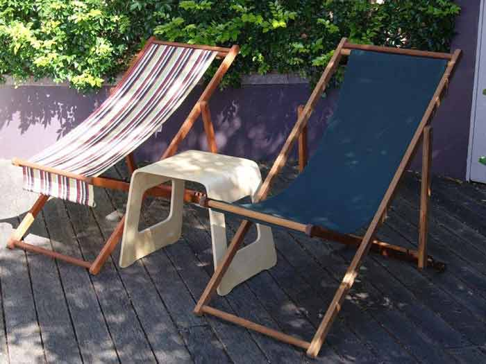 Deckchairs - Prop For Hire