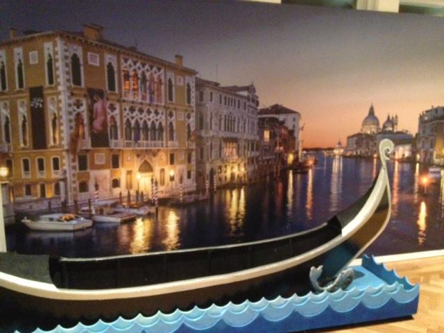 Venice Backdrop - Prop For Hire