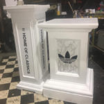 Adidas Stands - Prop For Hire