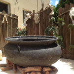 African Cauldron Scene - Prop For Hire