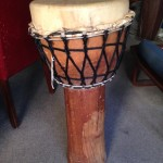 African Upright Drum - Prop For Hire
