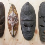 African Masks 1 - Prop For Hire