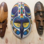 African Masks 2 - Prop For Hire