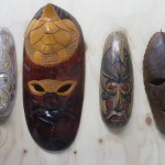 African Masks 3 - Prop For Hire