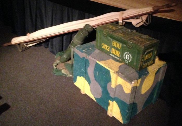African Military Props - Prop For Hire
