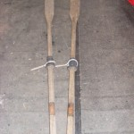 Aged Oars - Prop For Hire