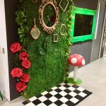 Alice Insta Wall - Prop For Hire