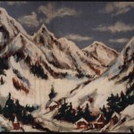 Alpine Backdrop - Prop For Hire
