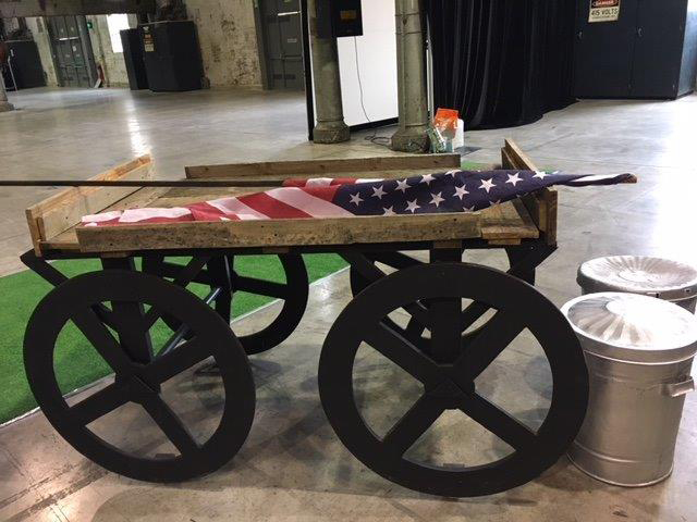 American Cart - Prop For Hire
