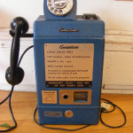Blue Easiphone - Prop For Hire