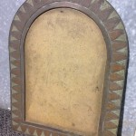 Antique Brass Frame - Prop For Hire