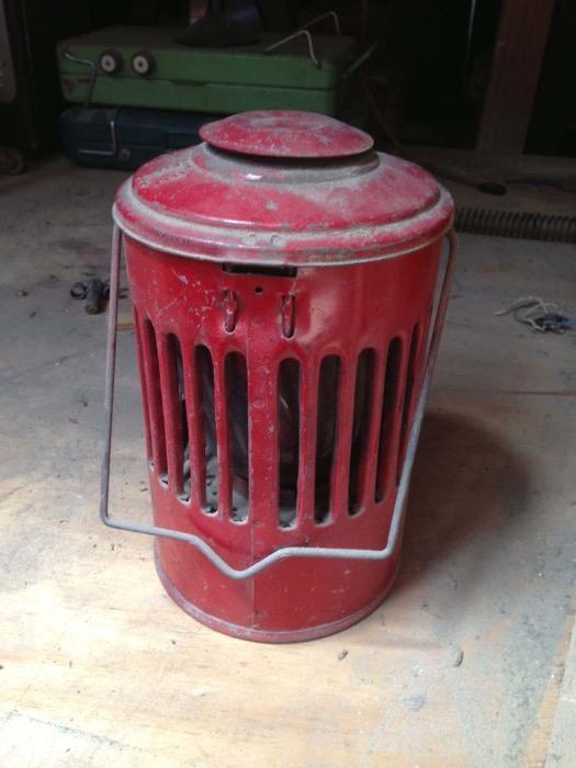 Antique Lamp 1 - Prop For Hire