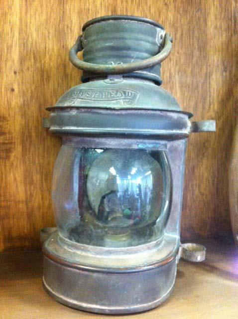 Antique Lantern 2 - Prop For Hire