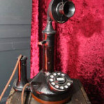 Antique Phone - Prop For Hire