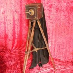 Antique Stills Camera - Prop For Hire