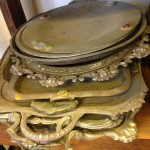 Antique Trays 1 - Prop For Hire