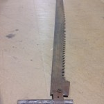 Antique Tree Saw - Prop For Hire