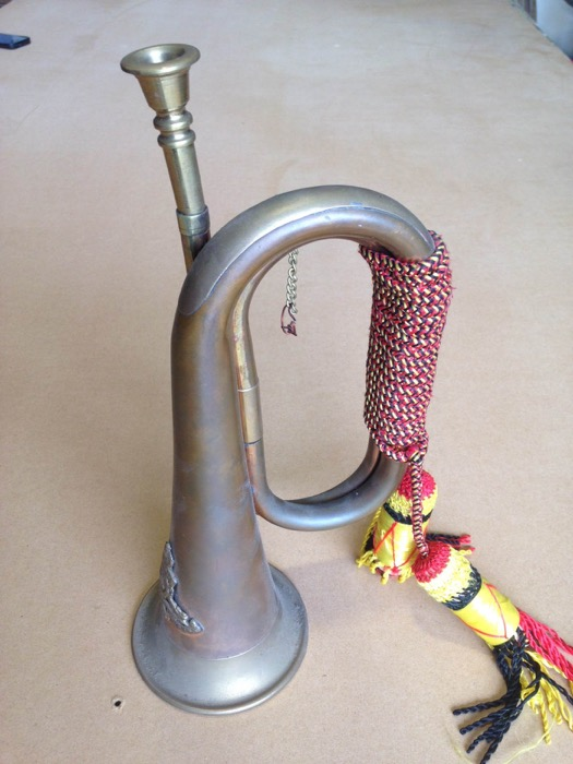 Anzac Bugle - Prop For Hire