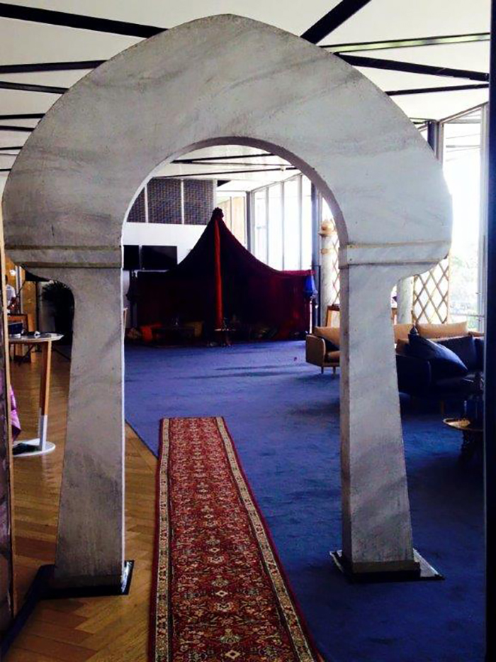 Arabian Arch - Prop For Hire