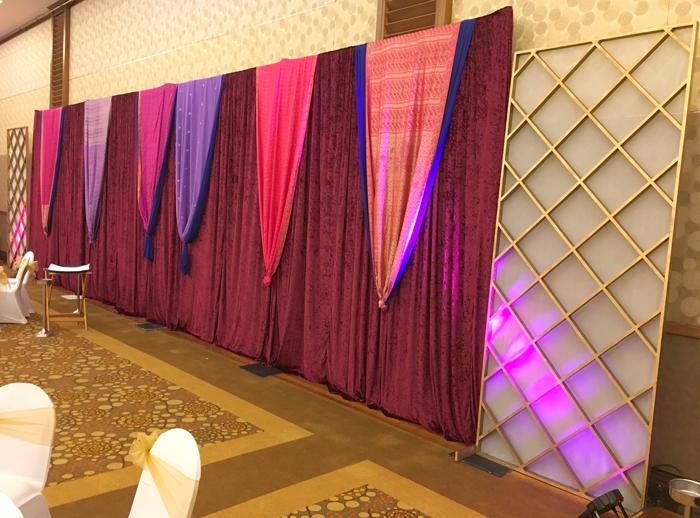 Arabian Backdrop - Prop For Hire