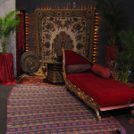 Arabian Couch Setting - Prop For Hire