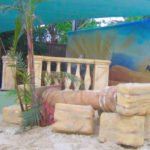 Arabian Desert Scene - Prop For Hire