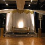 Arabian Draping Scene - Prop For Hire