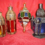 Arabian Lanterns - Prop For Hire