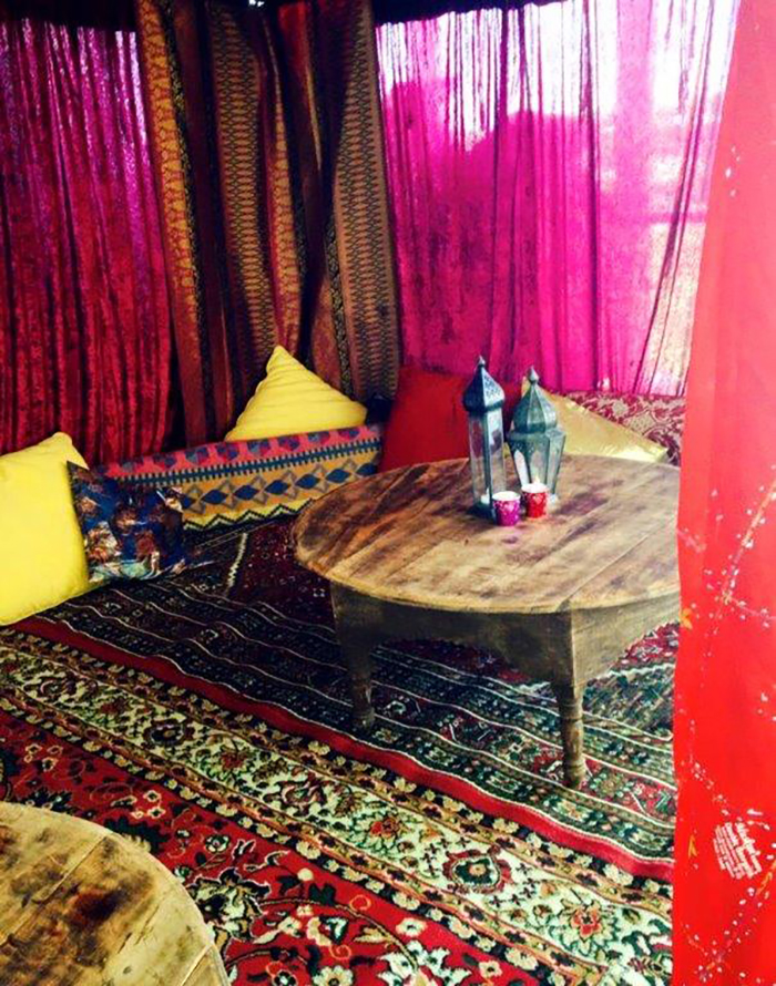 Arabian Scenes - Prop For Hire