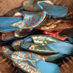 Arabian Shoes - Prop For Hire