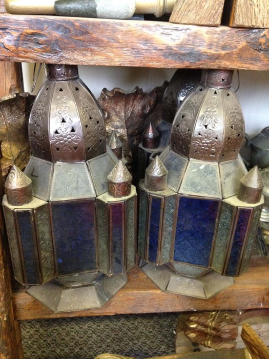 Arabian Table Lights - Prop For Hire