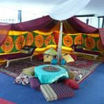 Arabian Tent 2 - Prop For Hire