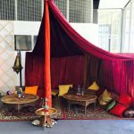 Arabian Tent - Prop For Hire