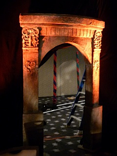 Archway Entrance - Prop For Hire