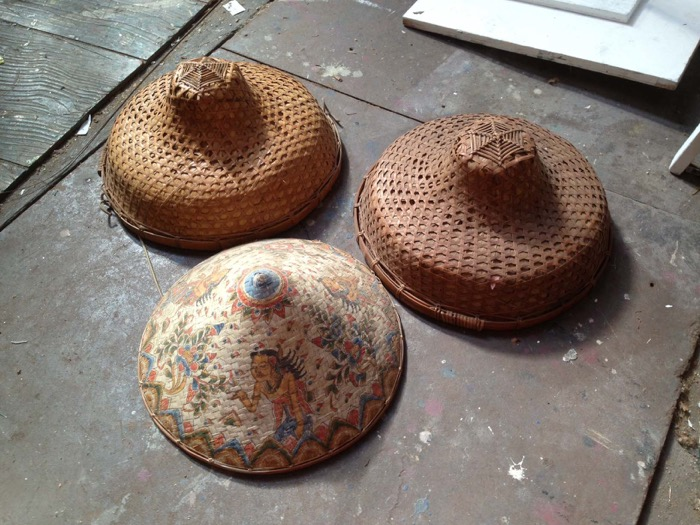 Asian Hats - Prop For Hire