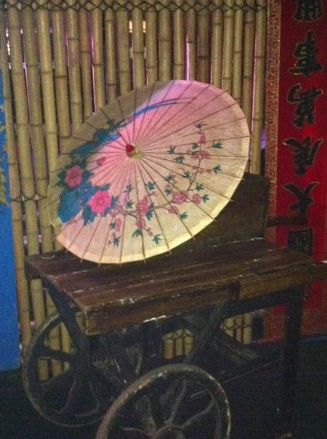 Asian Market Cart 1 - Prop For Hire