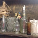 Bottles and Glassware