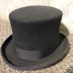 Authentic Top Hat - Prop For Hire