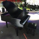 Baby Grand Piano - Prop For Hire