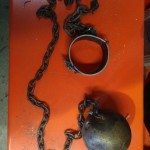 Ball And Chain 1 - Prop For Hire