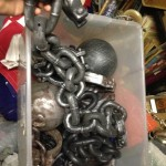 Ball And Chain 2 - Prop For Hire