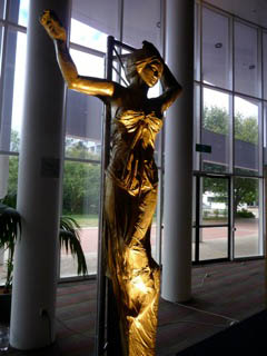 Ballroom Statue - Prop For Hire