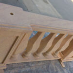 Balustrade Fencing - Prop For Hire