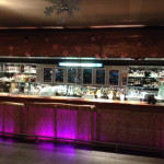 Bamboo Bar Fascia - Prop For Hire