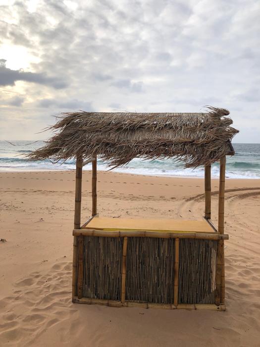 Bamboo Beach Bar - Prop For Hire